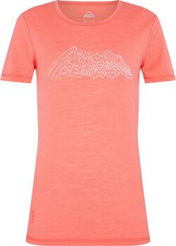 McKINLEY Női-T-shirt Toggo Nők rózsaszín