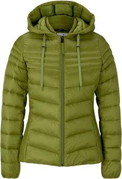 TOM TAILOR Hooded Lightweight női kabát Nők zöld