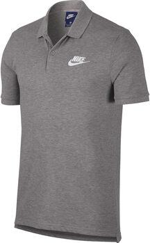 Nike Nsw Polo PQ Matchhu férfi póló Férfiak szürke