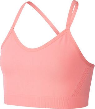 Nike Dri-FIT lány sportmelltartó rózsaszín