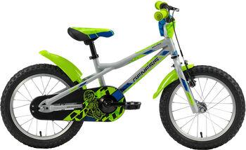 GENESIS Matrix 16 fiú kerékpár szürke