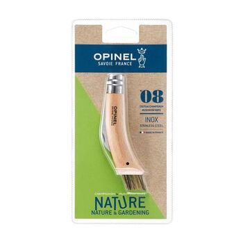 OPINEL N°8 gombázó bicska fehér