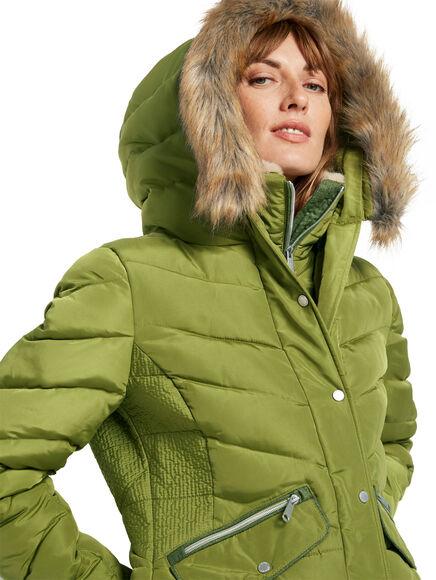 Signature Puffer női kabát
