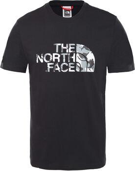 The North Face M Extent II férfi póló Férfiak fekete