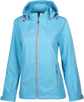McKINLEY Active Everest 3.3 női softshell kabát Nők kék