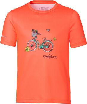 NAKAMURA  Gy.-T-shirt Erli  rózsaszín