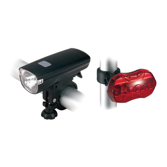 kerékpáros LED lámpa szett