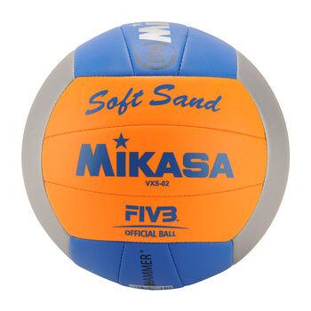 Mikasa Soft Sand strandröplabda narancssárga