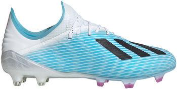 ADIDAS X 19.1 FG focicipő Férfiak kék
