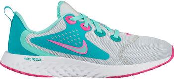 Nike Legend React Aqua Big gyerek futócipő Lány fehér