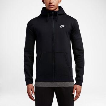 Nike Nsw Hoodie FZ férfi kapucnis felső Férfiak fekete