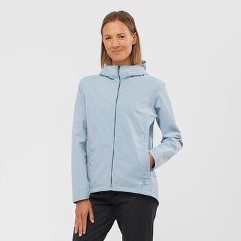 Salomon Comet 2L WP W női kabát Nők kék