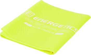 ENERGETICS fitnesz gumiszalag sárga
