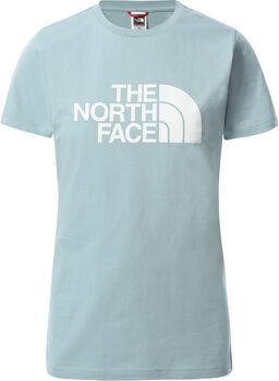 The North Face  S/S Easy Teenői póló Nők kék