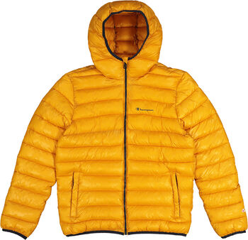 Champion Hooded férfi kabát Férfiak sárga