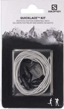 Salomon Quick Lace fűző szürke
