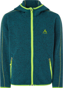 McKINLEY  Skeena II gyerekfleece kabát, 100% PES zöld