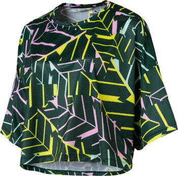 Puma CosmicTee TZ női póló Nők zöld