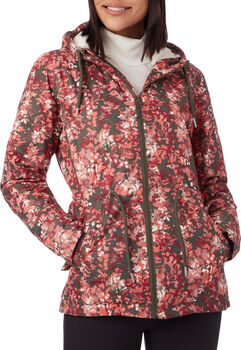 McKINLEY Diana női kapucnis kabát Nők zöld