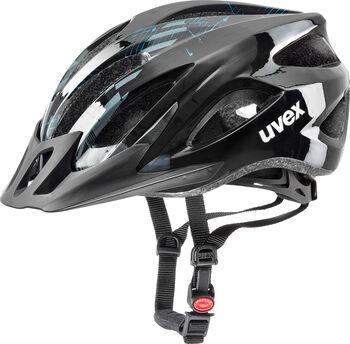 Uvex  Aostafelnőtt kerékpáros sisak fekete