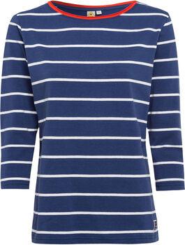 Roadsign  Summer Stripesnői ing Nők kék