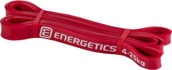 ENERGETICS Strength bands 1.0 gumipánt piros