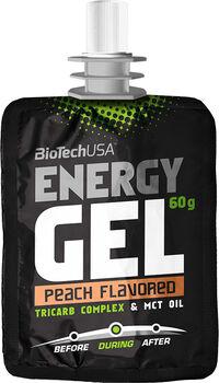BioTech USA Energy gél 60 g narancssárga