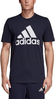 ADIDAS MH BOS Tee férfi póló Férfiak kék