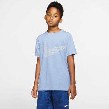 Nike  Fiú-T-shirt B NKSTATEMENT PERF TOP SS kék