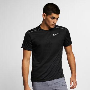 Nike M Dri-Fit Miler Top férfi futópóló Férfiak fekete
