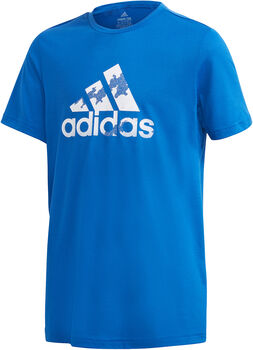 adidas  B A.R. PRME TEEgyerek póló Fiú kék