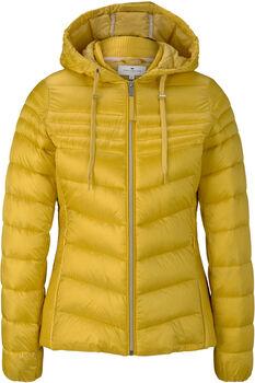 TOM TAILOR Hooded Lightweight női kabát Nők sárga