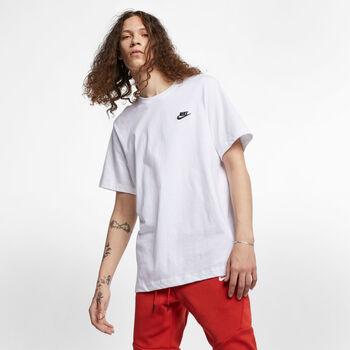 Nike Sportswear Club férfi póló Férfiak fehér