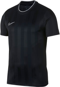 Nike Breathe Academy Soccer Top férfi mez Férfiak fekete