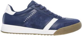 Skechers Zinger-Scobie férfi szabadidőcipő Férfiak kék