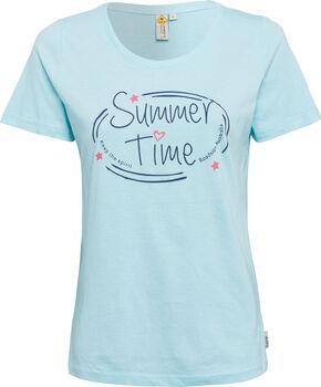 Roadsign Summer Time női póló Nők kék