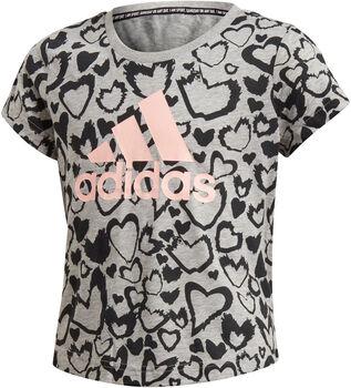 adidas  G MH GRA TEElány póló szürke