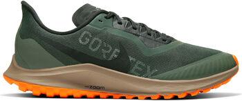 Nike Zoom Pegasus 36 Trail GTX férfi terepfutó cipő Férfiak zöld