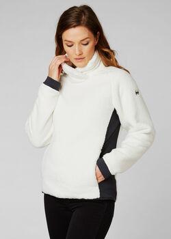 Helly Hansen Precious női polár pulóver Nők fehér