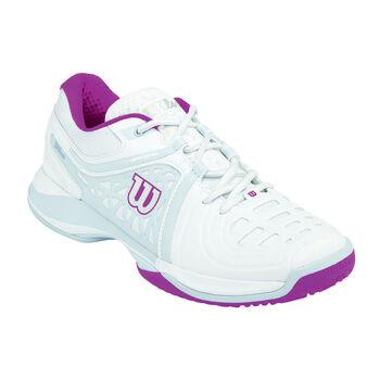 Wilson Nvision Elite női teniszcipő Nők fehér
