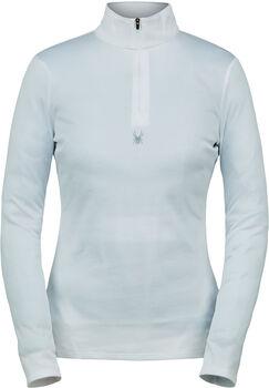 Spyder  Tempting Zip T-Necknői póló Nők fehér