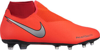 Nike PhantomVSN Pro Dynamic Fit FG  Firm-Ground Soccer Cleat  narancssárga