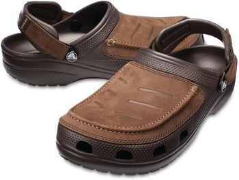 Crocs Yukon Vista Clog férfi papucs Férfiak barna