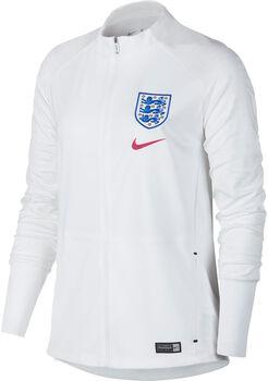 Nike England Squad Soccer Jacket Férfiak fehér