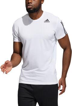 adidas AERO3S TEE PB férfi póló Férfiak fehér