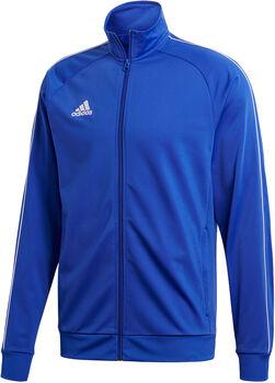 adidas Core18 férfi cipzáras felső Férfiak kék
