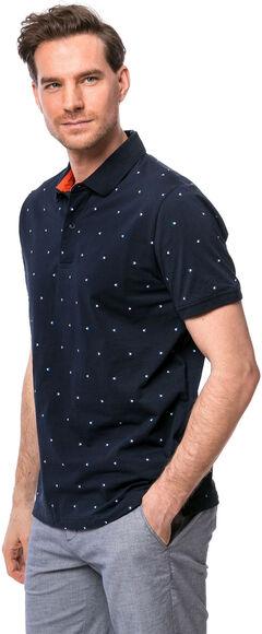 Diges galléros férfi póló