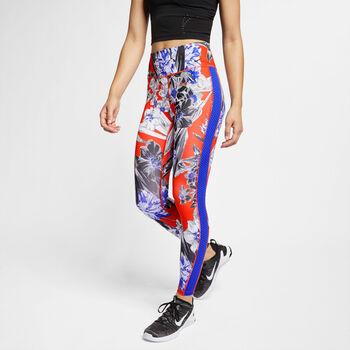 Nike W Nk All-In Tight Hyper női nadrág Nők narancssárga