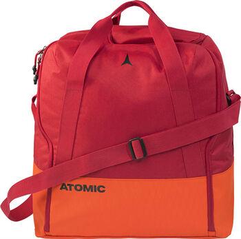 ATOMIC sícipő-/sisaktartó táska piros