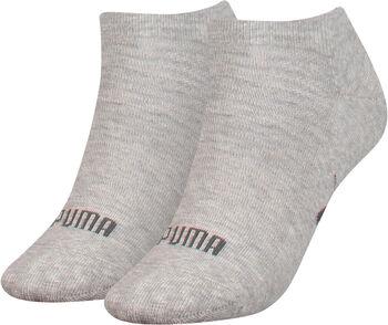 Puma Sneaker 2P Woman női zokni Nők szürke